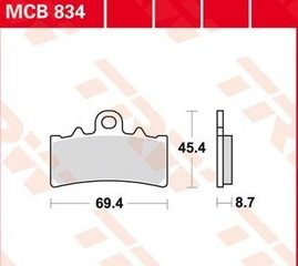 mcb834