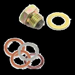 Afdichtring en Aftapplug Magnetisch
