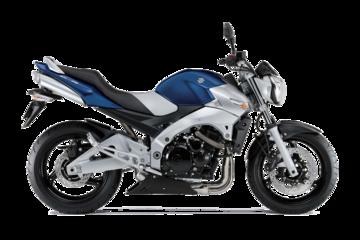 GSR600 (WVB9) 2006-2010