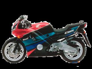 CBR600F 1987-1994