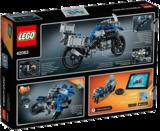 R1200GS adventurer Lego