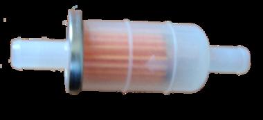 Benzinefilter met 8mm aansluiting