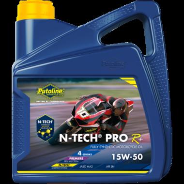 Putoline 15W50 NANO TECH 4+   100%  synthetisch (4 Liter)