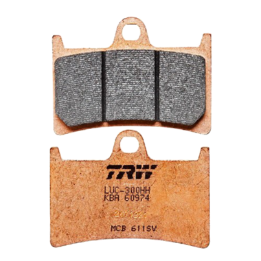 Remblokken FZ, FZ6, FZR en FZS modellen.