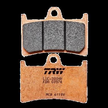 Remblokken FZ1, FZ8, FZR en FZS modellen.