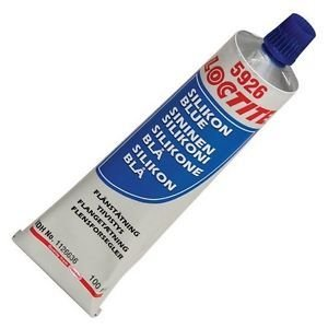 Loctite 5926 Blue Silicone - 40 ml tube