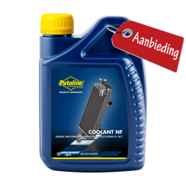 Putoline Koelvloeistof NF 4 liter  (tot -38)