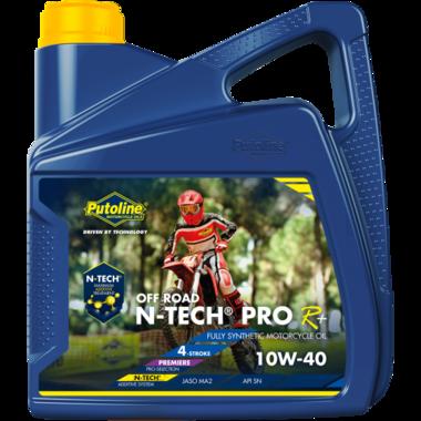 Putoline 10W40 NANO TECH 4+   100%  synthetisch (4 Liter)