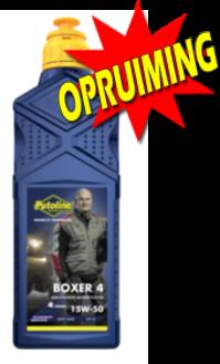 Putoline Boxer olie 15W50 semi synthetisch 1 Liter
