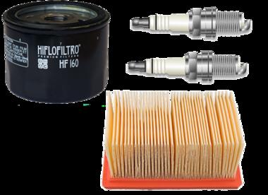 Onderhoudspakket F650GS twee cilinder en F800GS
