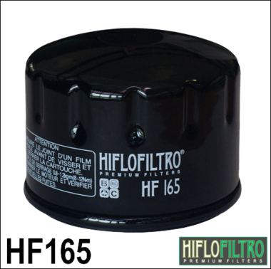 Oliefilter HF165 BMW F 800 S/ST