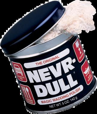 Nevr-Dull poetswatten 190gr