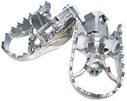 PivotPegz voetsteunen MK3 (60mm)    F 650 GS