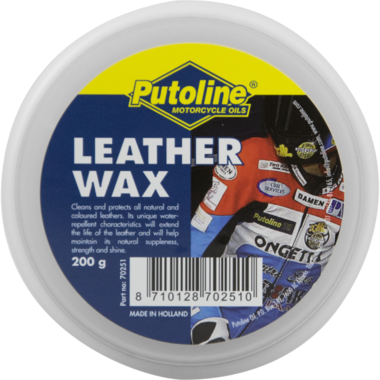 Leather Wax Putoline 200GR