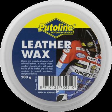 Leather Wax Putoline 200GR