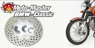 Remschijf BMW, Moto Master