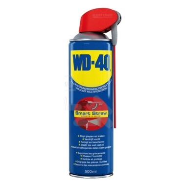 WD40 Multispray 500ML (Smart Straw)