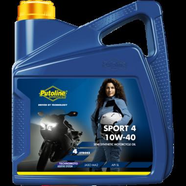 Putoline,TECHNOMOTO SPORT  4 Liter