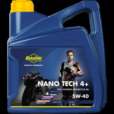 Putoline 5W-40 NANO TECH 4+   100%  synthetisch (4 Liter)