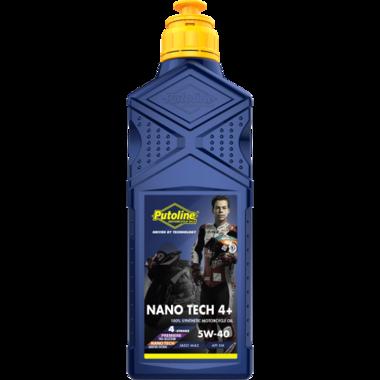 Putoline 5W-40 NANO TECH 4+   100%  synthetisch (1 Liter)