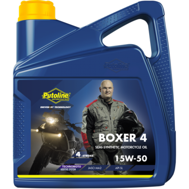 Putoline Boxer olie 15W50 4 Liter