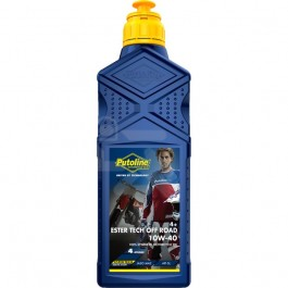PUTOLINE Ester Tech Off Road 4+ 10W-40    1 Liter