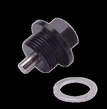 Aftapplug M16 x 1,5 met magneet