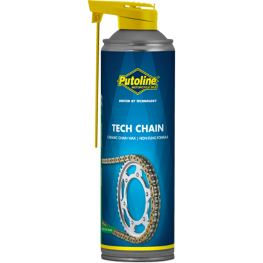 Kettingspray, Putoline Tech Chain (Ceramic Wax) 100ml