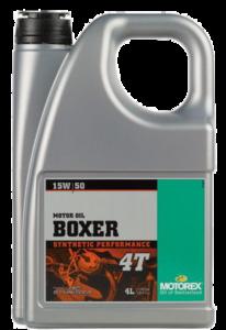 MOTOREX BOXER 4-TAKT SAE 15W50 4 LITER