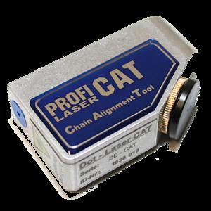 Profi Laser CAT kettinguitlijn gereedschap